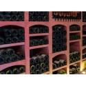 Transbottle 3 bouteilles cuir